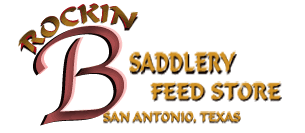 Rockin B Feed store and saddle & tack